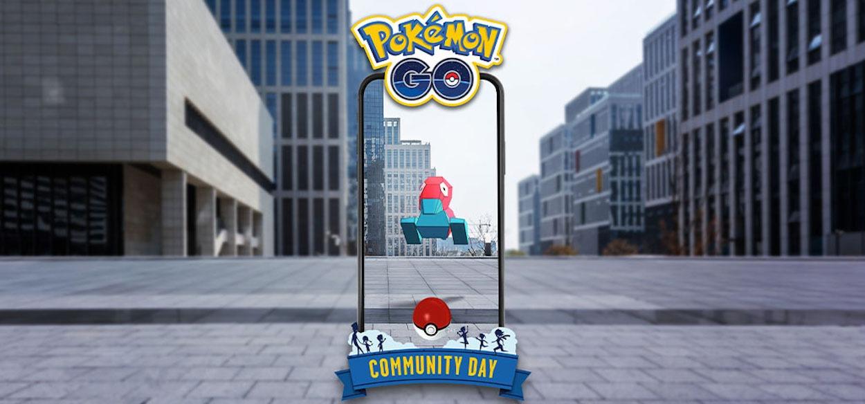 Porygon Community Day