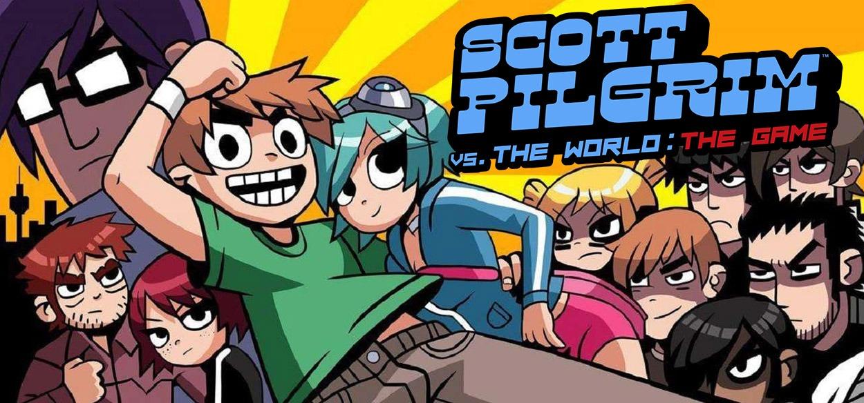 Scott Pilgrim vs The World è ora disponibile su Nintendo Switch