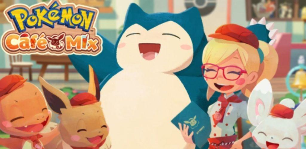 Introdotta la modalità a squadre in Pokémon Café Mix