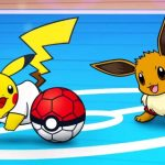 Eevee on the Ball