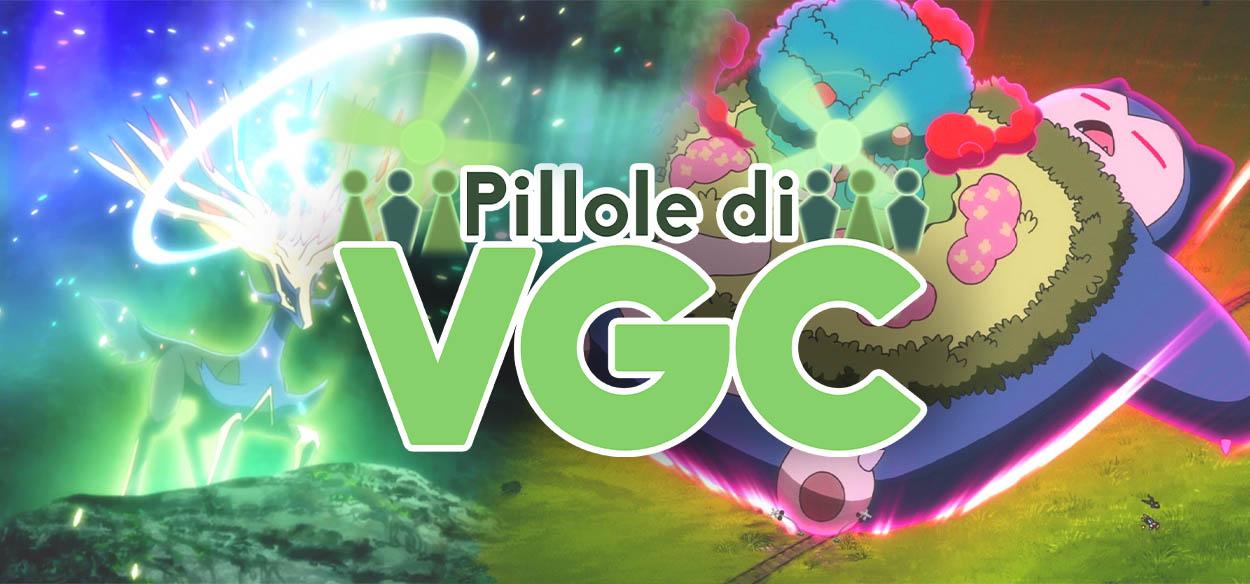 Pillole di VGC: le 5 categorie di mosse più utili in battaglia