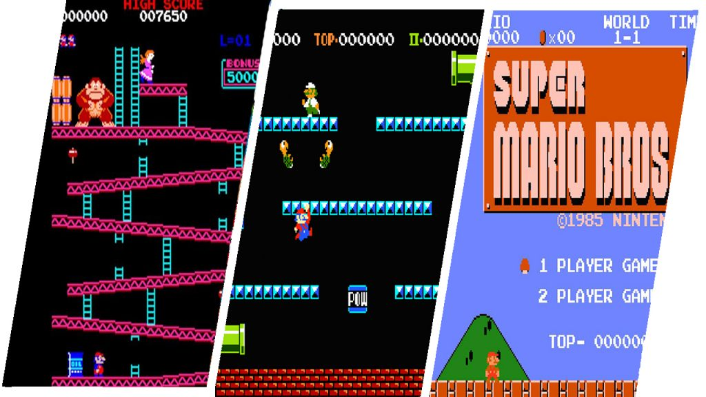Super Mario 35 anni