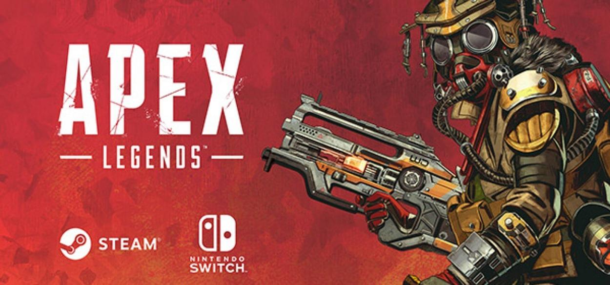 Apex Legends: svelata la data d'uscita per Nintendo Switch?