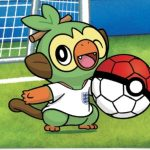 Grookey nazionale inglese