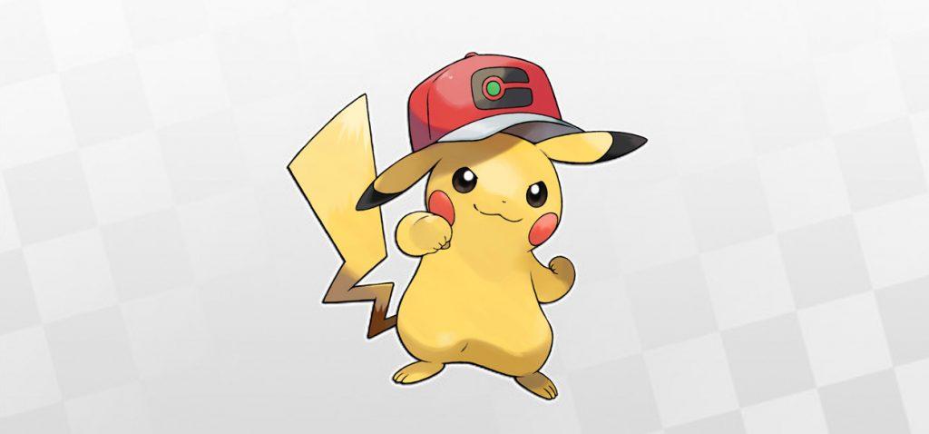 Pikachu Giramondo