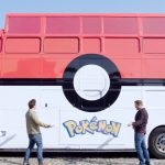 Pokémon Bus Tour