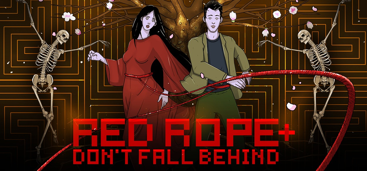 Red Rope: Don't Fall Behind+ sarà disponibile su Nintendo Switch