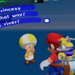 Super Mario Sunshine Toad