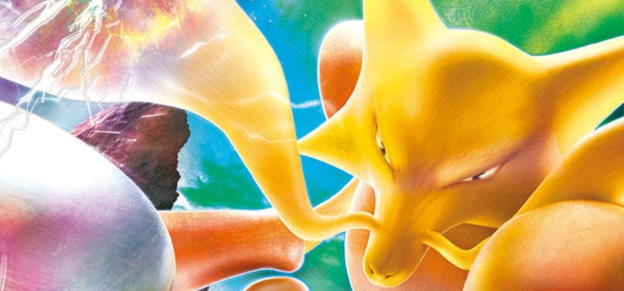 Mostrata la collezione Alakazam V Box per il GCC Pokémon