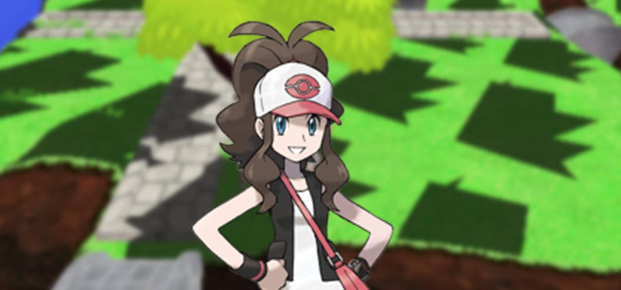 Anita di Pokémon Nero e Bianco è stata usata come test per decidere lo stile di X e Y