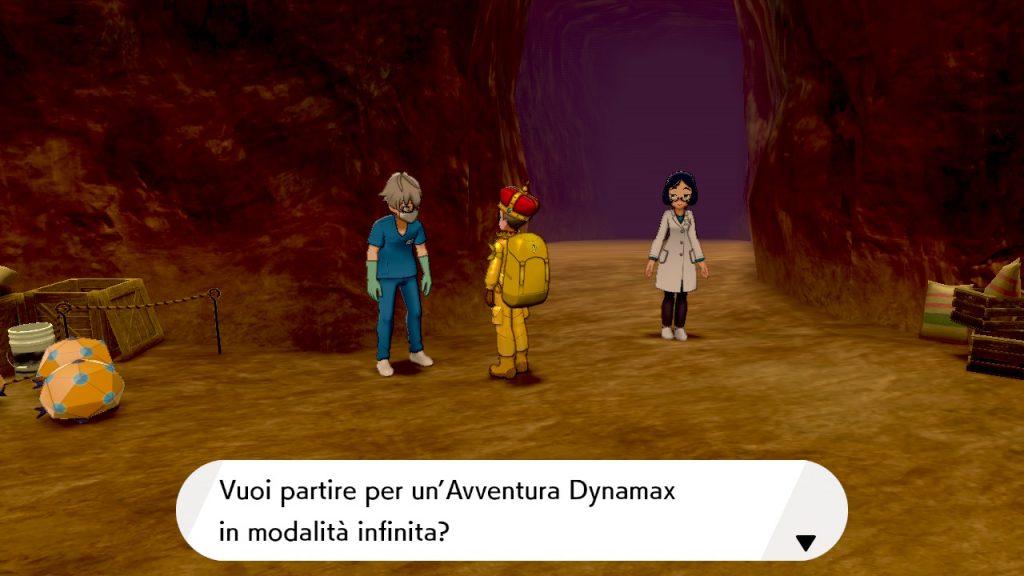 Avventura Dynamax