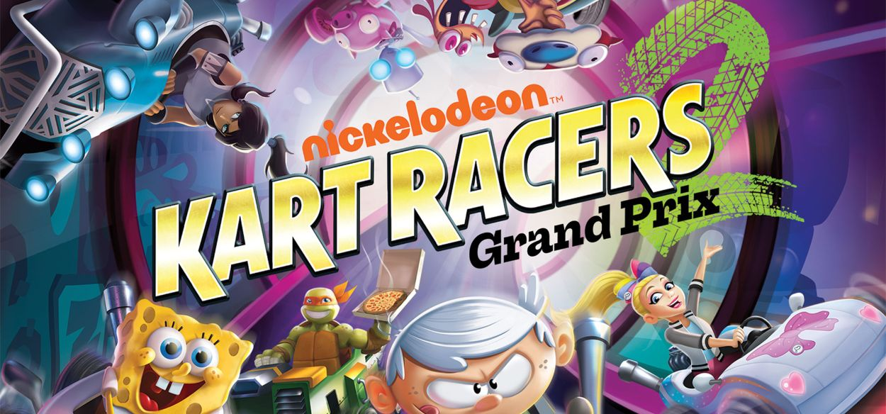 Nickelodeon Kart Racers 2: Grand Prix, Recensione - pronti, via!