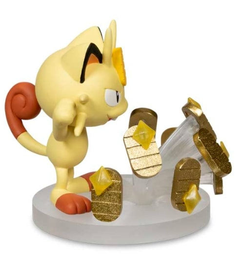 action figure meowth