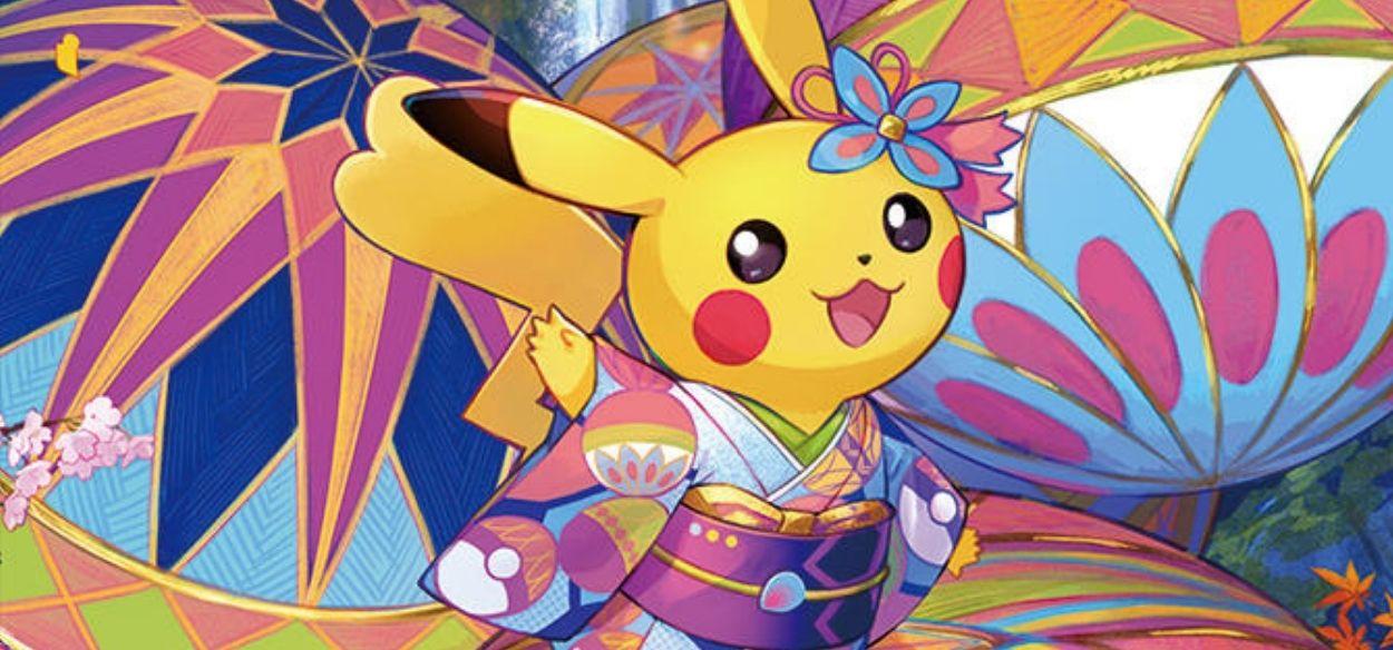 Kanazawa: ecco le carte promozionali dedicate al nuovo Pokémon Center