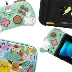 HORI Pokémon accessori Nintendo Switch