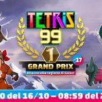 Pokémon Spada e Scudo Tetris 99