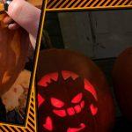 zucche stencil Pokémon halloween