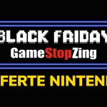 Black Friday Nintendo GameStopZing