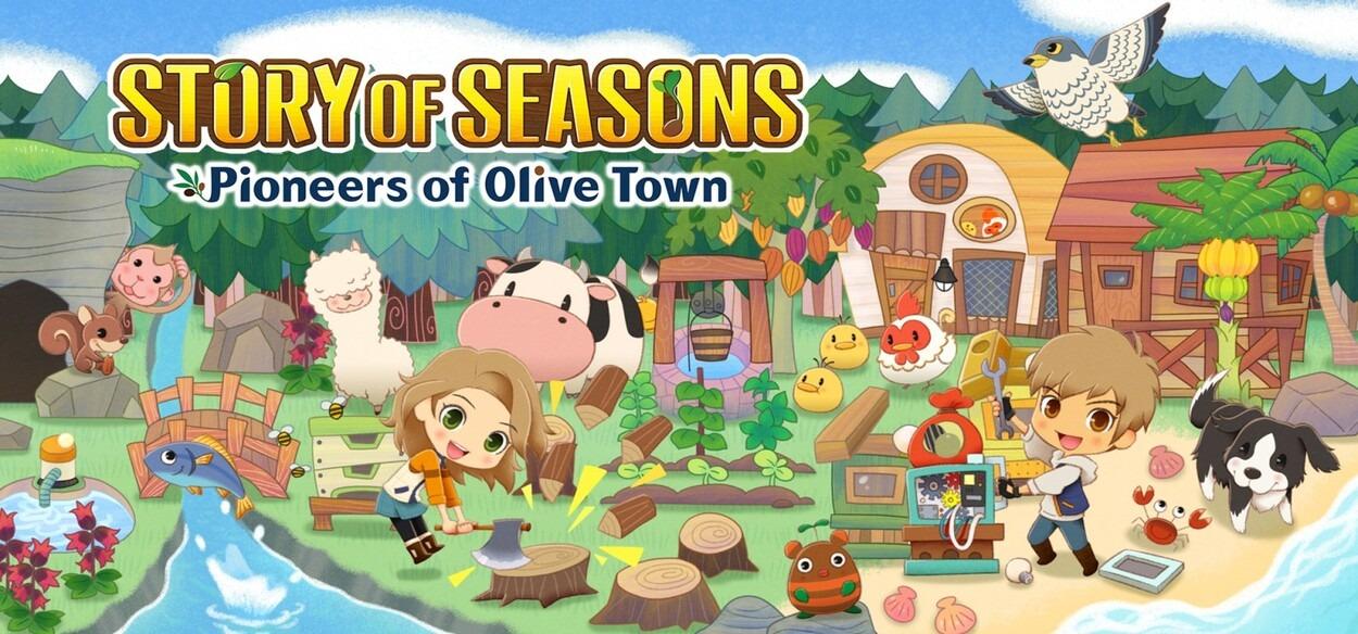 Story of Seasons: Pioneers of Olive Town, rivelati nuovi dettagli sui personaggi
