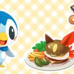Piplup Pokémon Café Mix