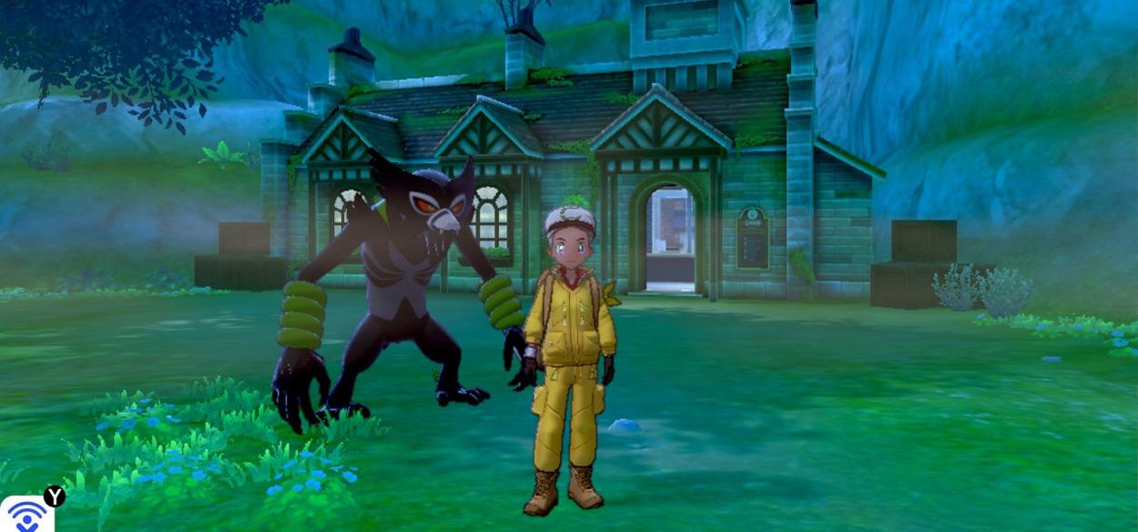 I codici seriali di Zarude sono in fase di consegna nella newsletter Pokémon