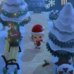 aggiornamento invernale Animal Crossing
