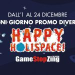 calendario avvento GameStopZing