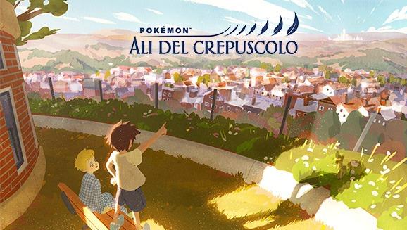 Pokémon Ali del Crepuscolo debutta a gennaio 2020