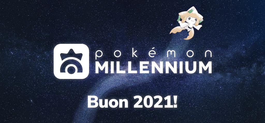 Buon 2021 da Pokémon Millennium