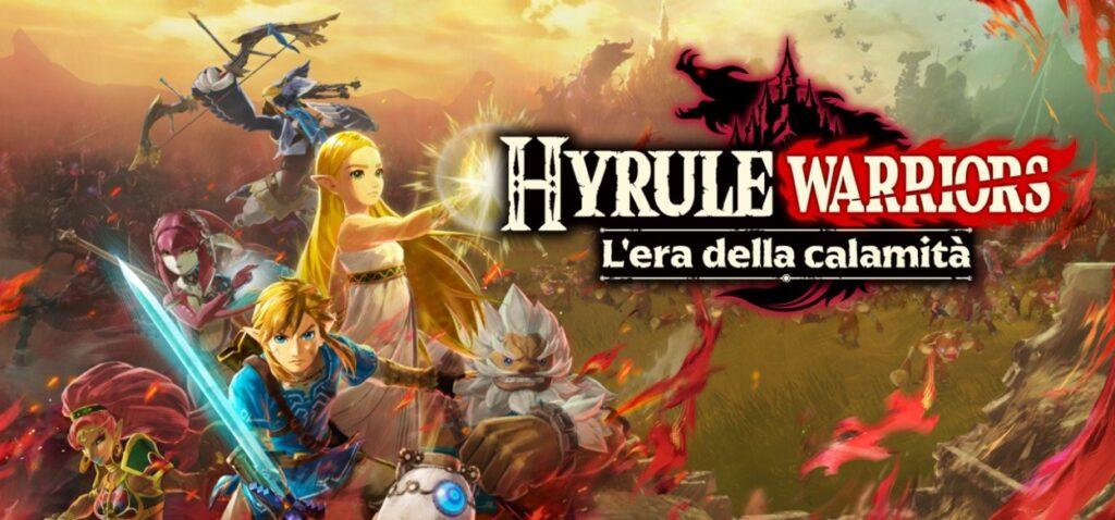 Link torna nel 2020 con Hyrule Warriors: l'era della calamità