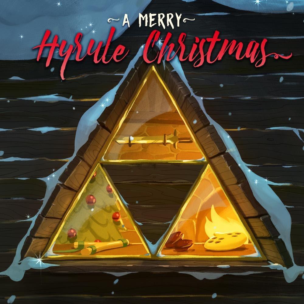 Merry Hyrule Christmas