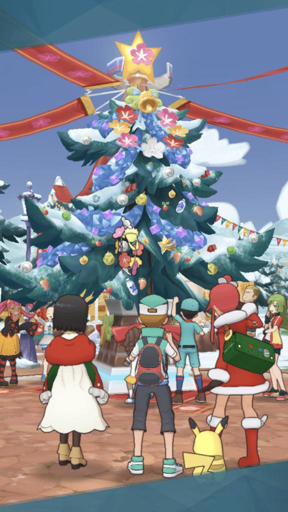 Pokémon Masters EX festeggia Natale con Erika e Anemone