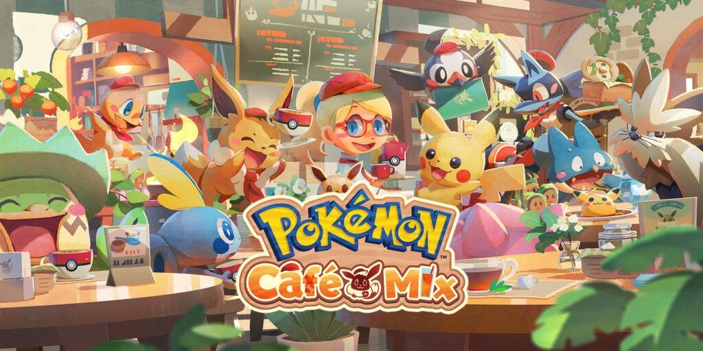 Pokémon Café Mix apre i battenti nella fine di giugno 2020