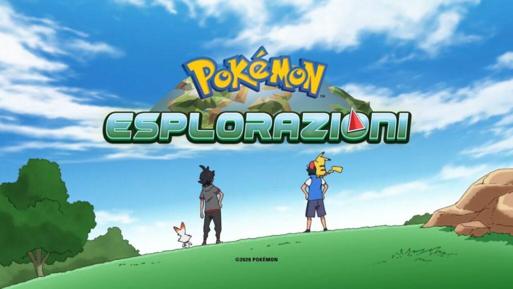 Pokémon Esplorazioni debutta in Italia