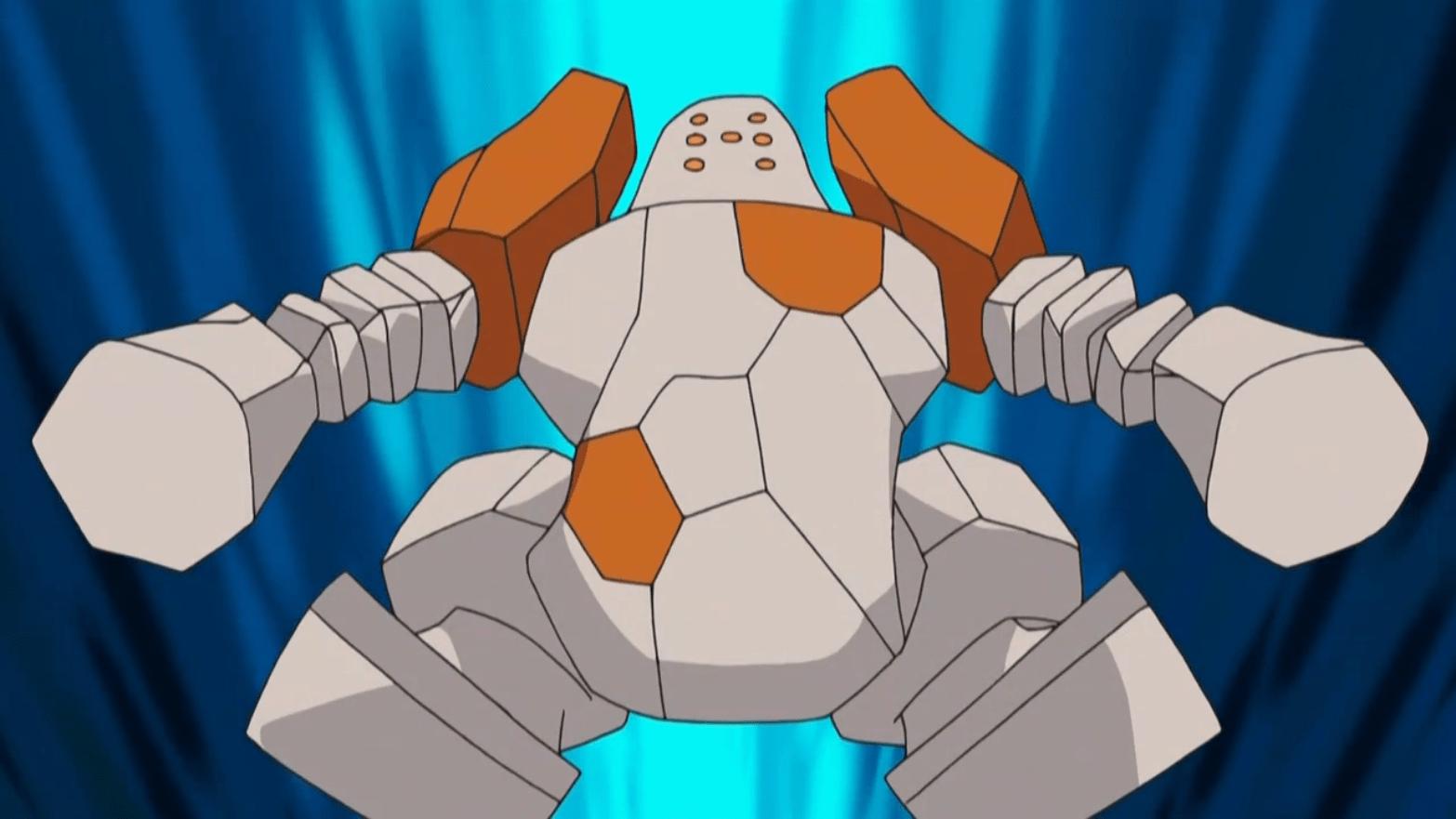 Guida: come affrontare al meglio Regirock in Pokémon GO