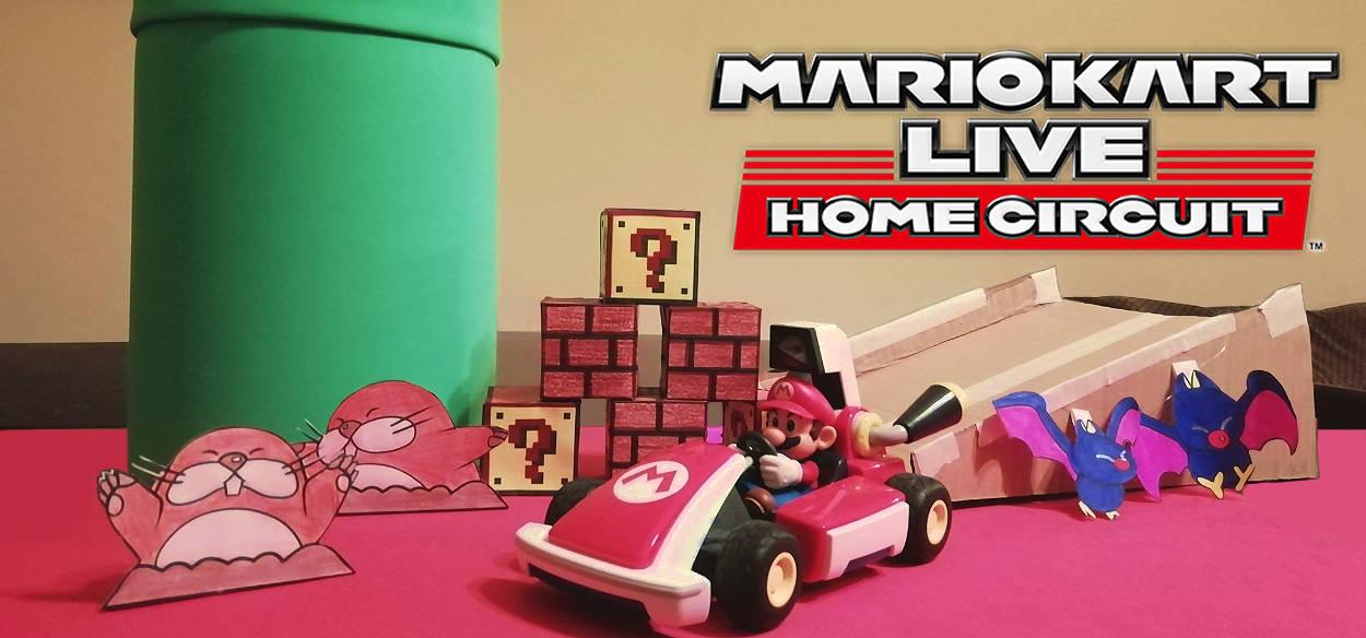 Art Attack Lavoretti Di Natale.Mario K Art Attack Idee Per Le Piste Fai Da Te Di Mario Kart Live Home Circuit Pokemon Millennium