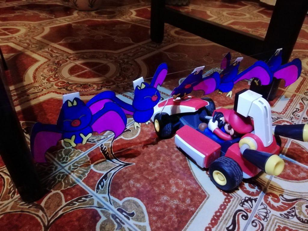 Mario Kart Live idee