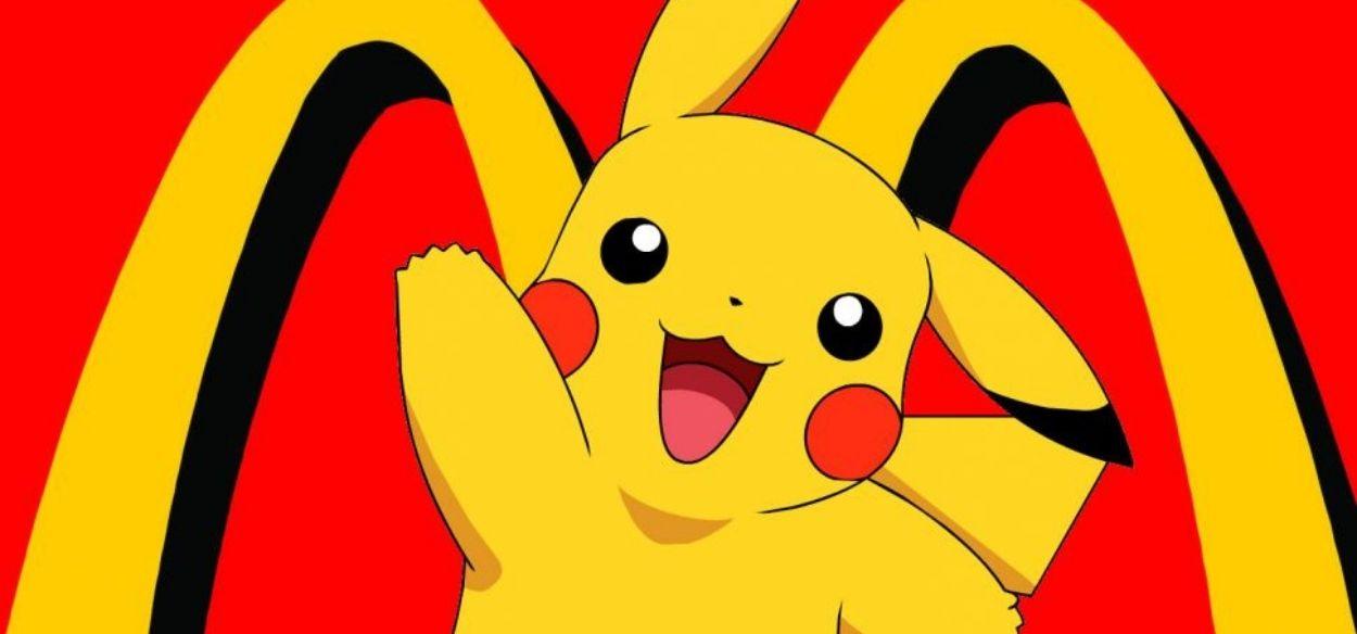 McDonald's, Levi's e altri marchi si uniranno ai festeggiamenti del 25° anniversario Pokémon