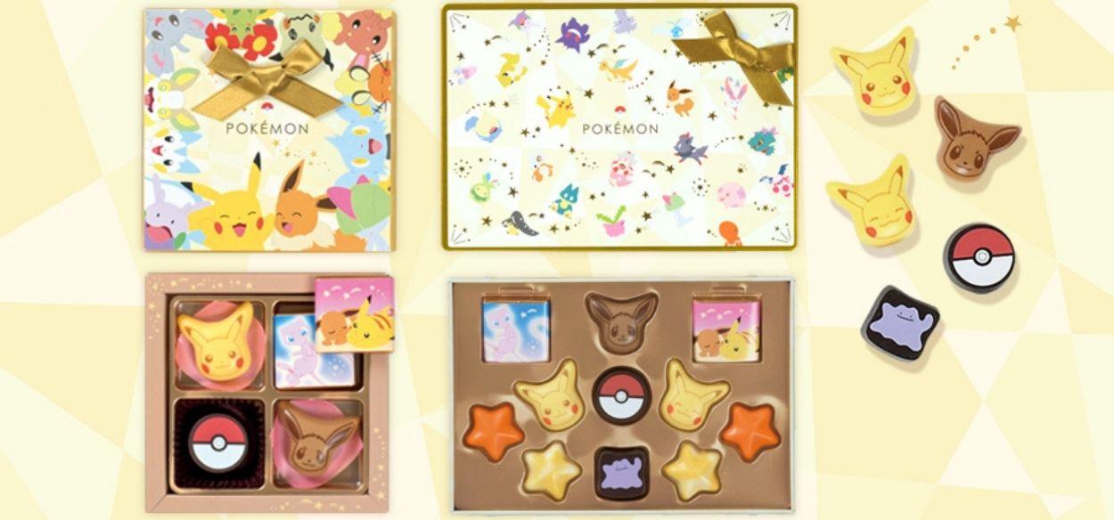 San Valentino è già arrivato con la nuova collezione del Pokémon Center
