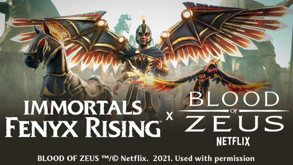 Immortals Blood of Zeus