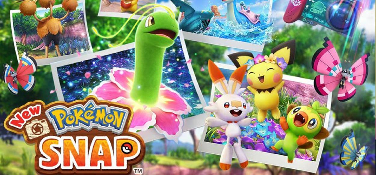 Svelata la data di uscita di New Pokémon Snap nel nuovo trailer