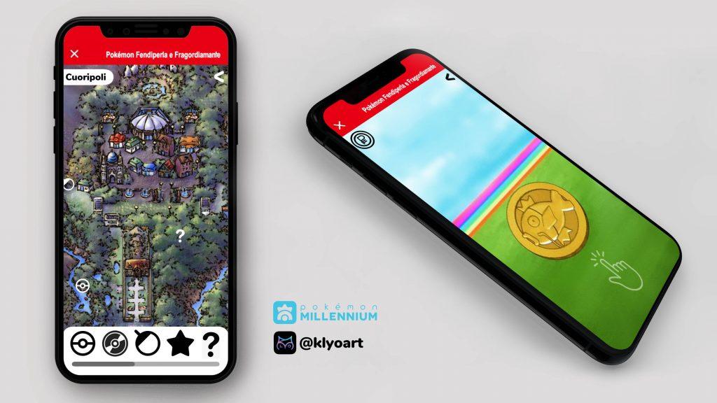 PokéKron app remake sinnoh