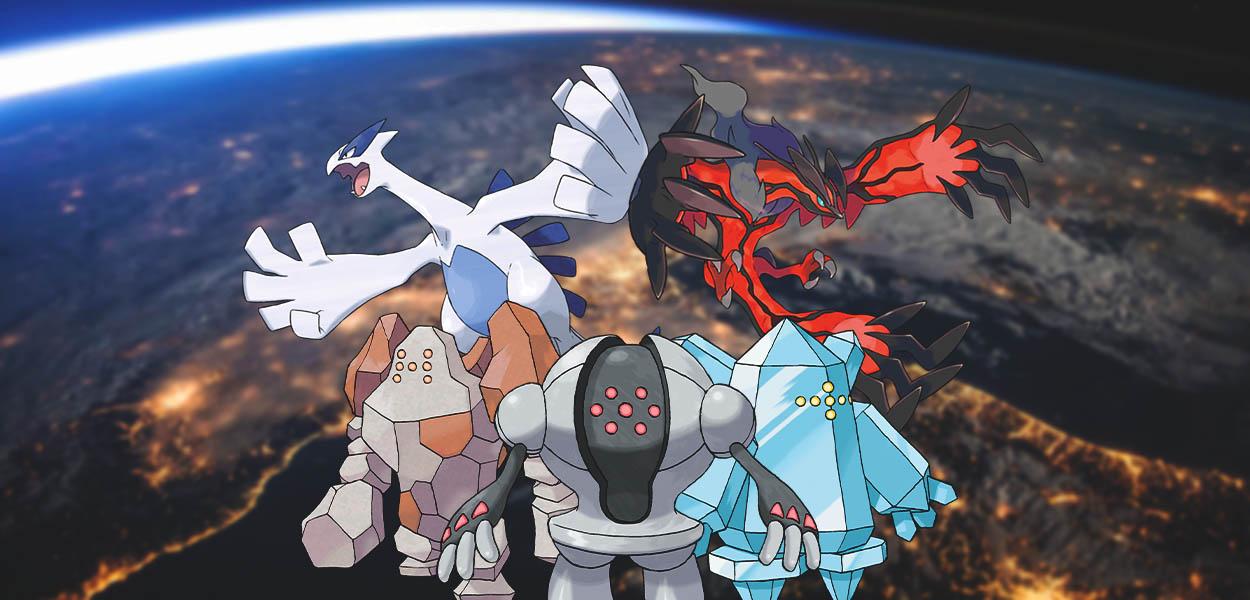 Pokémon leggendari in Italia: dove si potrebbero nascondere?