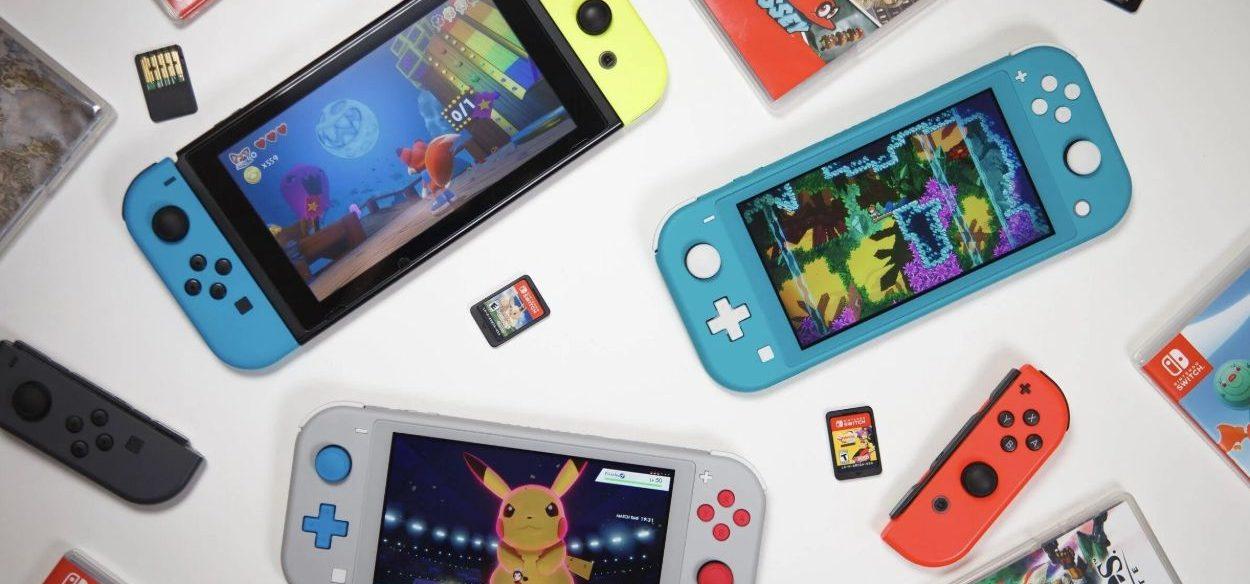 Nintendo Switch è la console del Natale 2020