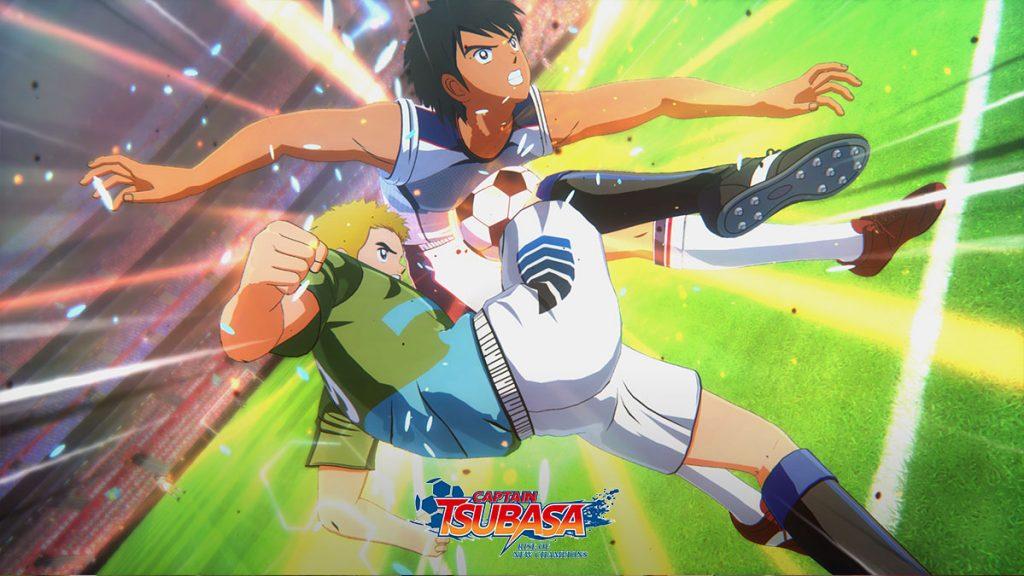 Captain Tsubasa calciatori