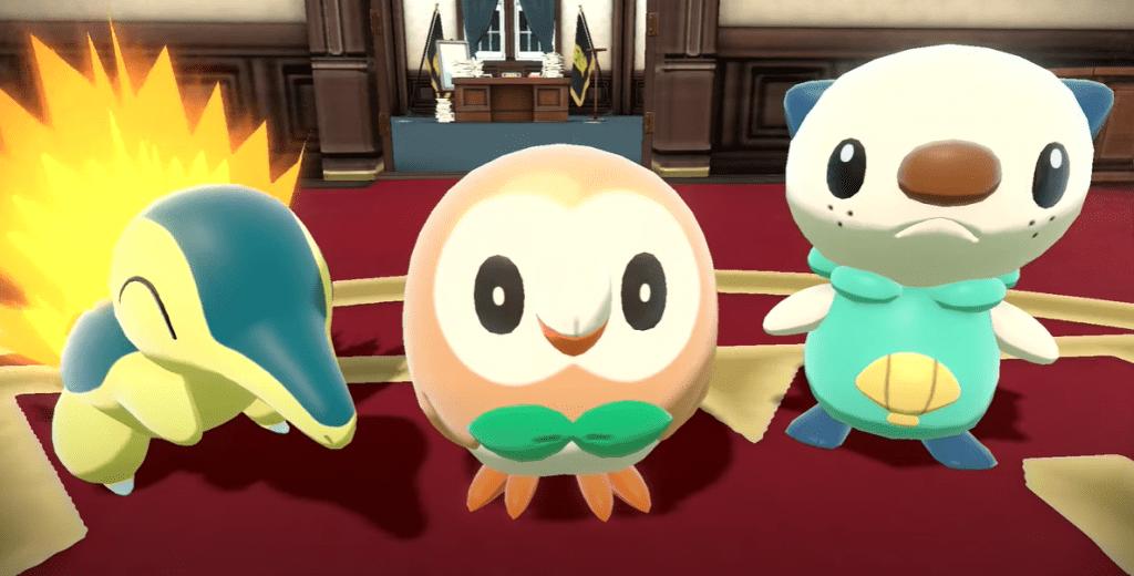 Professore Leggende Pokémon Arceus