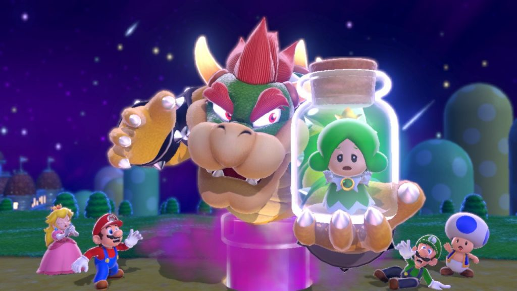 Super Mario 3D World - Bowser
