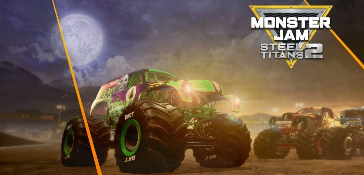 Monster Jam Steel Titans 2, Recensione: macchina schiaccia macchina