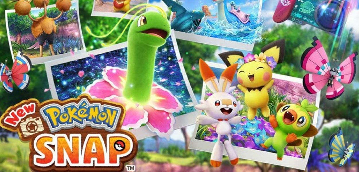 New Pokémon Snap: mostrato un nuovo trailer durante il Pokémon Presents