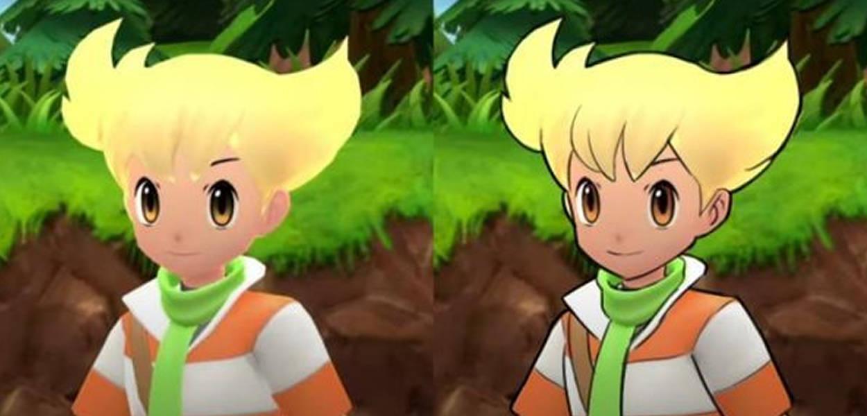 Pokémon Diamante Lucente e Perla Splendente: ecco come sarebbero i personaggi in cel shading